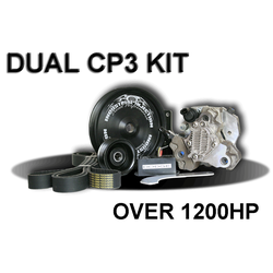 DCP3D Industrial Injection Dodge 5.9L Dual CP3 kit