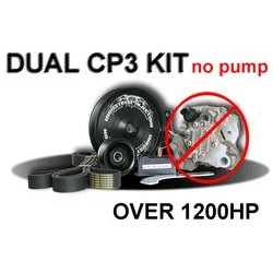 DCP3DKIT Industrial Injection Dodge 5.9L Dual CP3 Kit