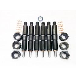 Dynomite Diesel Dodge 94-98 5.9L 12 Valve Stage 4 Injector Set.