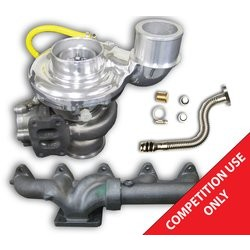 Early67SB64kit Industrial Injection Dodge 6.7L Silver Bullet Turbo Kit