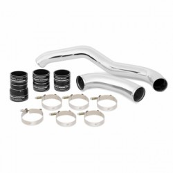 MMICP-F2D-08HBK Mishimoto Hot Side Intercooler Pipe and Boot Kit for Ford 2008-2010 6.4L Powerstroke
