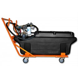 6000001 TITAN Fuel Caddy with 110 Volt AC Pump