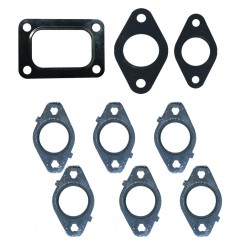 1045992 BD Diesel Gasket Set for Exhaust Manifold with HE351 Mount Dodge 6.7L Cummins