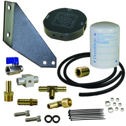 1032121 BD Diesel Coolant Filter Kit for Ford 2003-2007 6.0L Powerstroke
