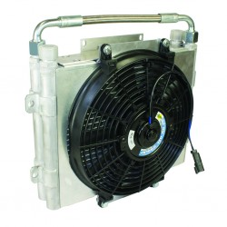 1300601-DS BD Diesel Xtrude Transmission Cooler Double Stacked