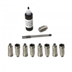 PDM-07021K Industrial Injection LB7 Duramax Injector Screw in Cup Kit With Install Tool
