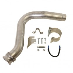 1040050 BD Diesel Exhaust Brake Pipe Adapter Kit for Dodge 5.9L Cummins