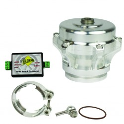 1047250SS BD Diesel Turbo Guard Kit Silver