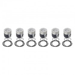 PDM-3673FCC.020 Industrial Injection Dodge Common Rail .020 Oversized Piston Fly Cut