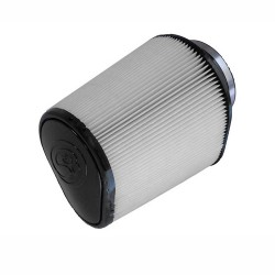 KF-1050D S&B Filters Dry Filter Replacement for 75-5053 Cold Air Intake