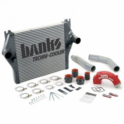 25981 Banks Power Techni Cooler Intercooler System 2006-2007 Dodge 5.9L Cummins