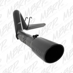 S6242BLK MBRP Filter Back Exhaust System 2008-2010 Ford 6.4L Powerstroke