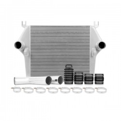 MMINT-RAM-07K Mishimoto Intercooler Kit for Dodge 6.7L Cummins