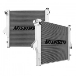 MMRAD-RAM-03 Mishimoto Aluminum Radiator for Dodge 5.9L and 6.7L Cummins
