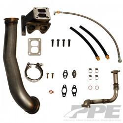 116005600 PPE GT40R Series Turbo Installation Kit LBZ / LMM Duramax