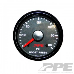 5160100 PPE Turbo Boost Pressure Gauge