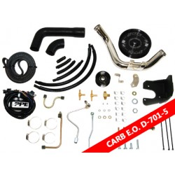 213003000 PPE Dual Fueler Kit 2007.5-2009 Dodge