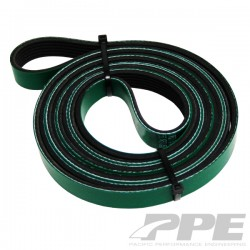 113061088 PPE HD Serpentine Belt For Dual Fueler 2002-2010 Duramax