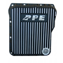 128052010 PPE Standard Profile Aluminum Transmission Pan 2001 and up Allison