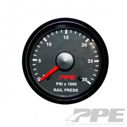 5130200 PPE Fuel Rail Pressure Gauge