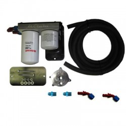 River City Diesel 6.0 Ford Oil Filter Relocation Kit