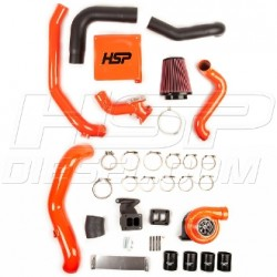 LBZ-700-300 HSP S300 Single Turbo Install Kit