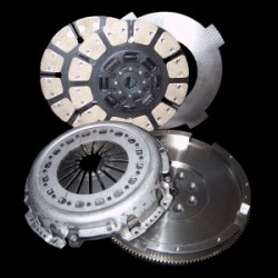 SDD3250-6 South Bend Clutch Street Dual Disc Clutch Kit