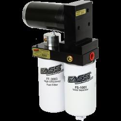 TS F17 240G FASS Titanium Signature Series 240 GPH Lift Pump for Ford 6.7L Powerstroke