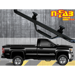 C1546RC N-Fab Cab Length 2 Step Nerf Step 2015-2017 Chevy / GMC