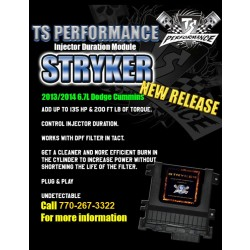 1290307 TS Performance STRYKER Injector Duration Module for Dodge 6.7L Cummins