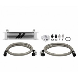 MMOC-U Mishimoto Universal Oil Cooler Kit 10 Row