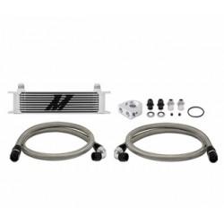 MMOC-U Mishimoto Universal Oil Cooler Kit 10 Row