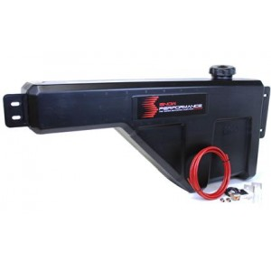 40015 Snow Performance 10 Gallon Tool Box Style Bed Mount Reservoir Upgrade