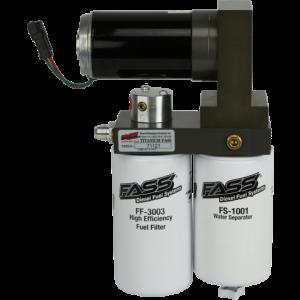 TC11165G FASS Titanium Series 165 GPH Lift Pump for 2011-2016 LML Duramax