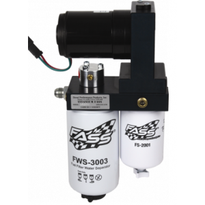 FASS STK-5500 Fuel Systems Diesel Fuel Sump With Bulkhead and Suction Tube Kit
